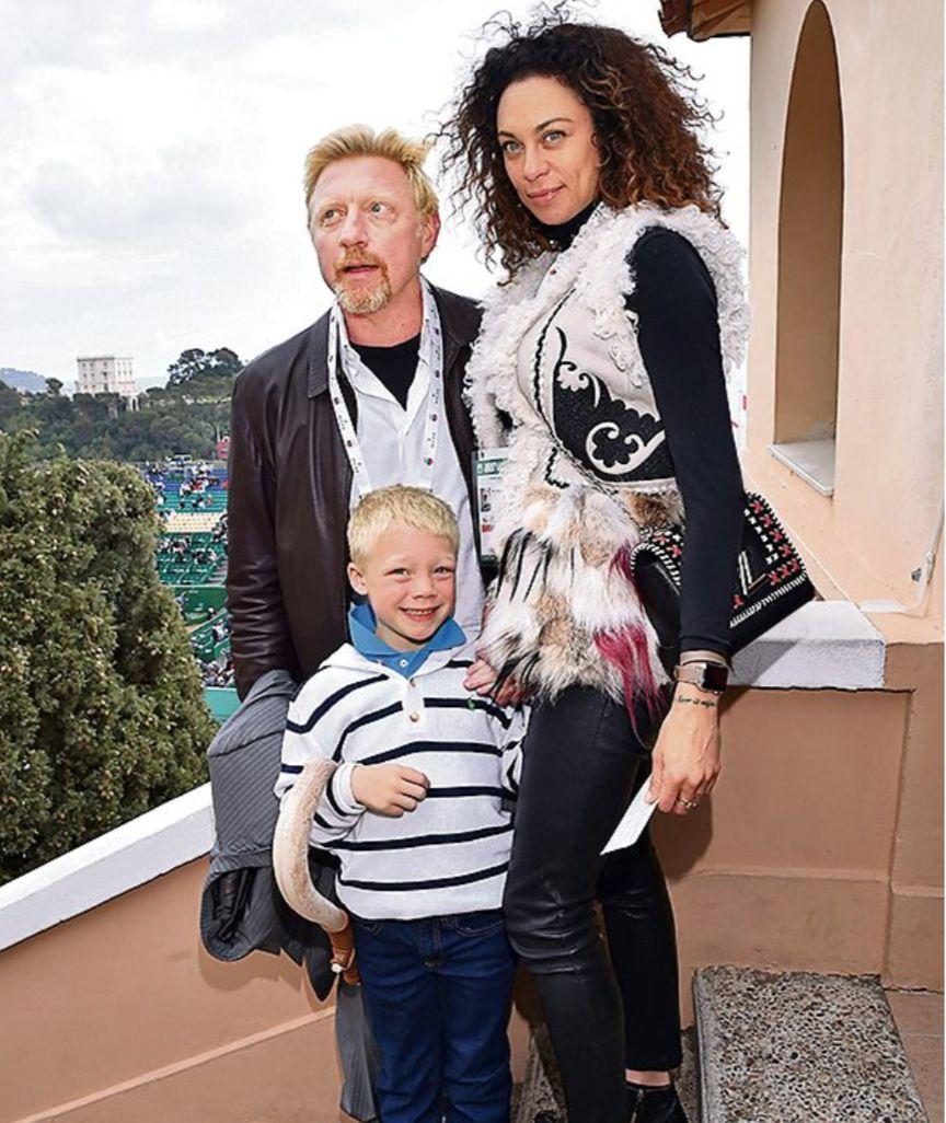 Lilly Becker Und Sohnchen Amadeus Facetime Mit Mama Fetzt