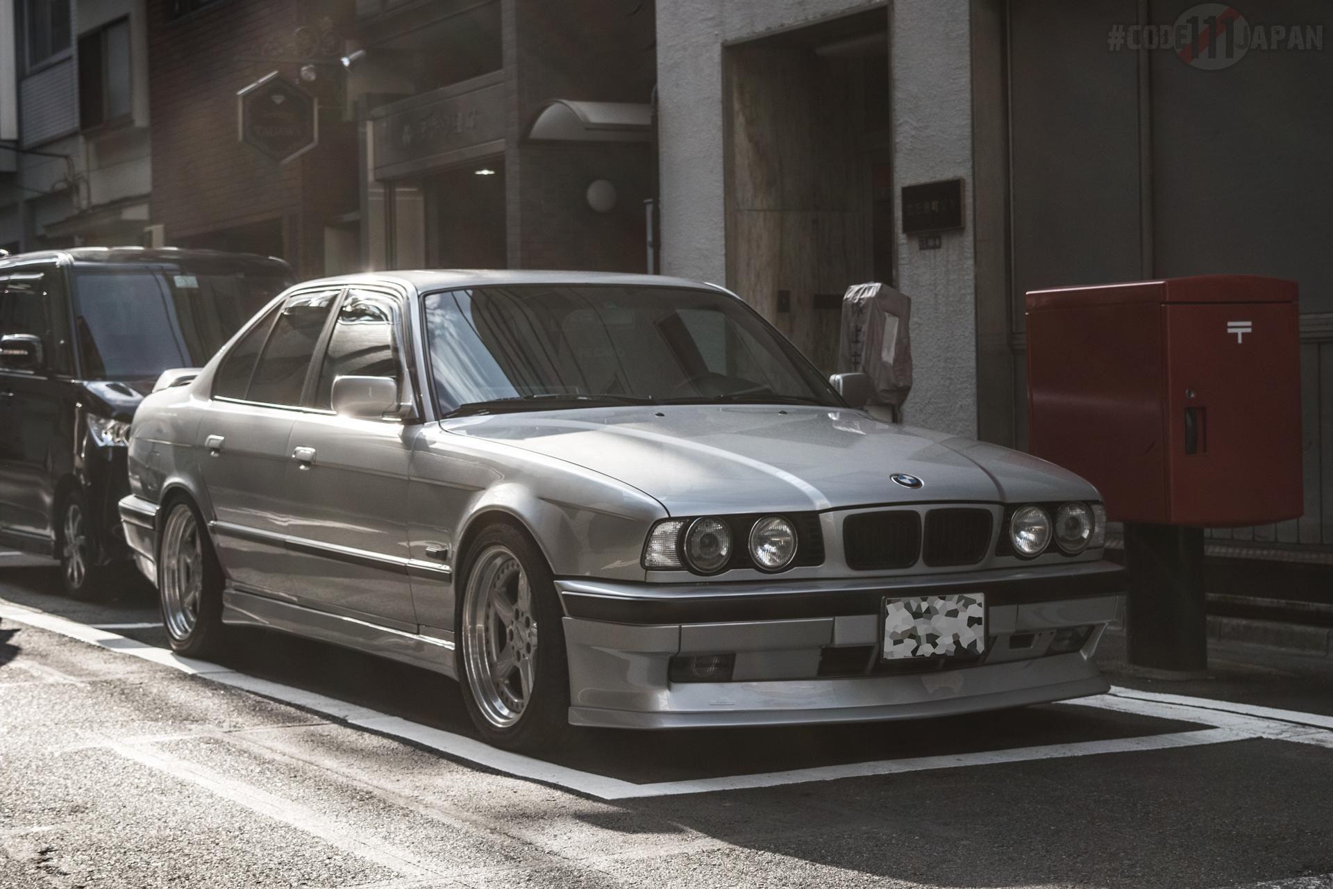 Ac Schnitzer E34 M5 In Tokyo Bmw E34 Bmw Wagon Bmw Price