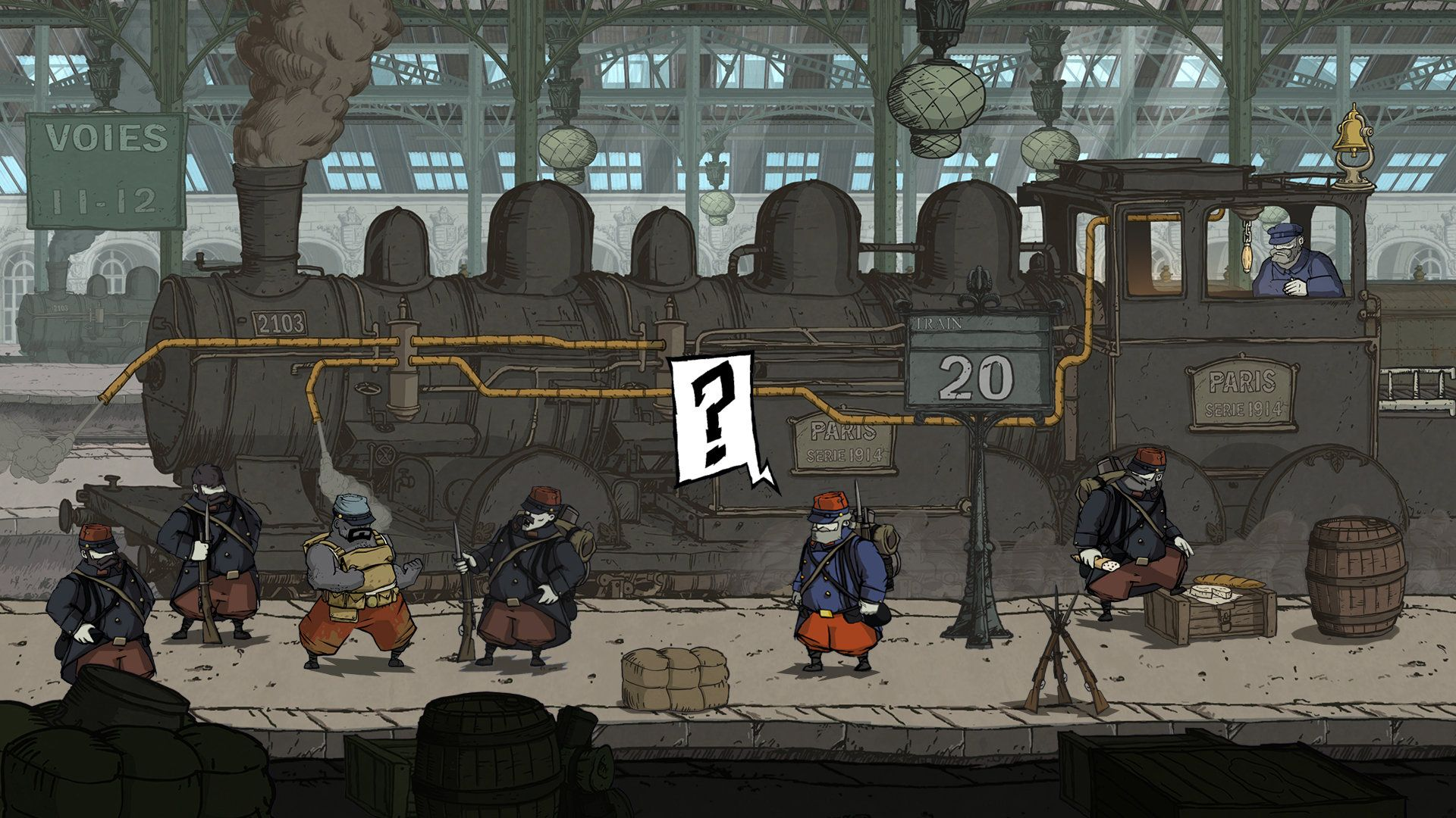 Valiant Hearts The Great War™ PS3 Games PlayStation