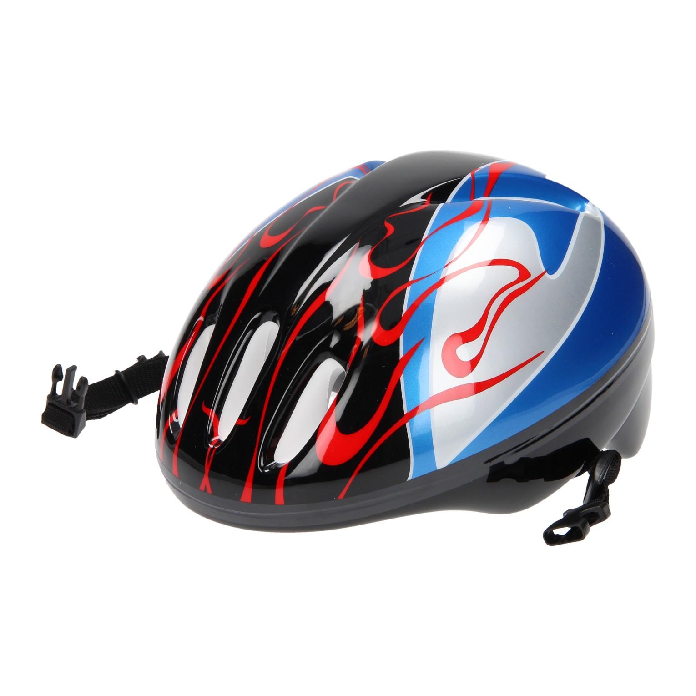De helm is licht veilig en sterk en is geschikt voor ieder kind met een
