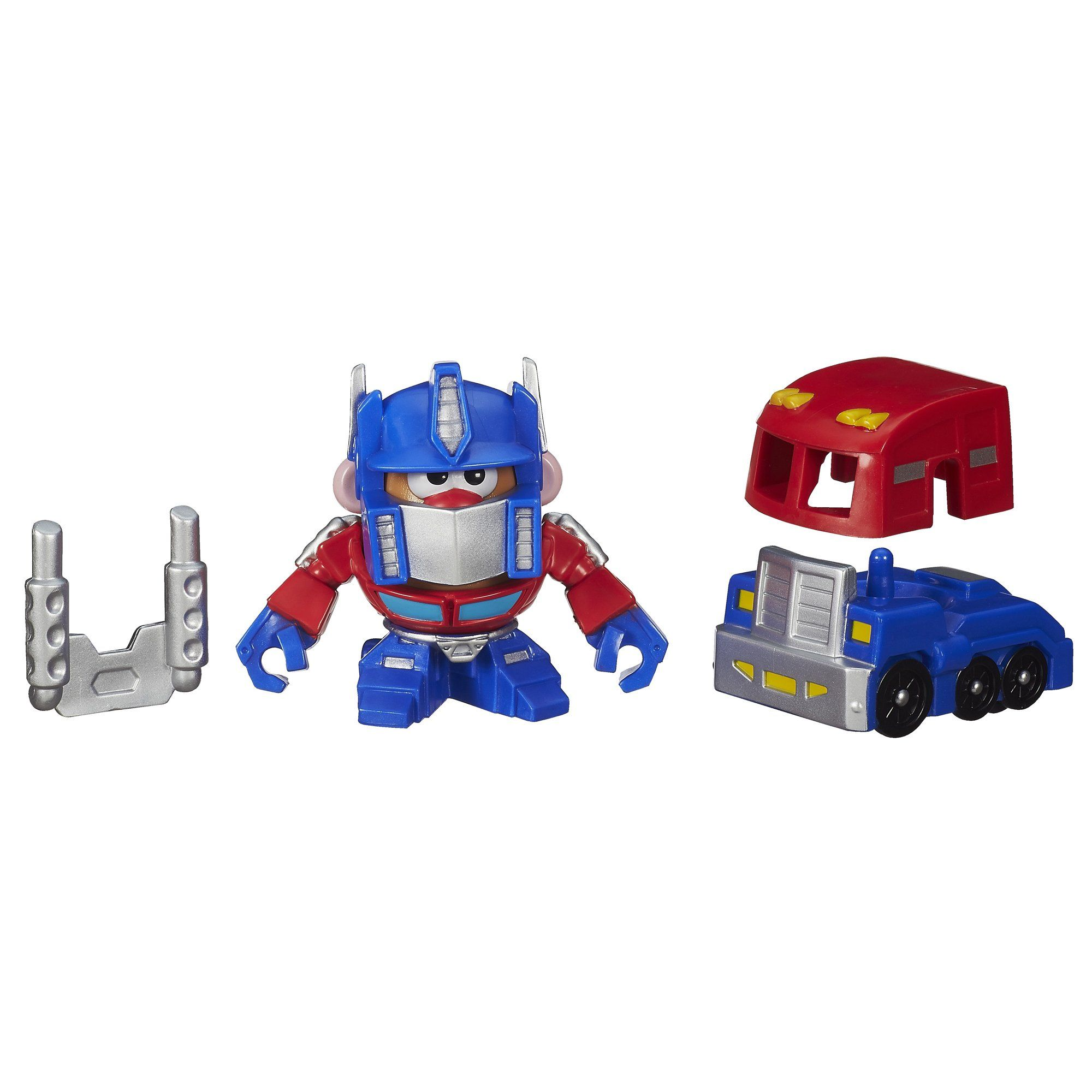 Playskool . Potato Head Transformers Mixable Mashable