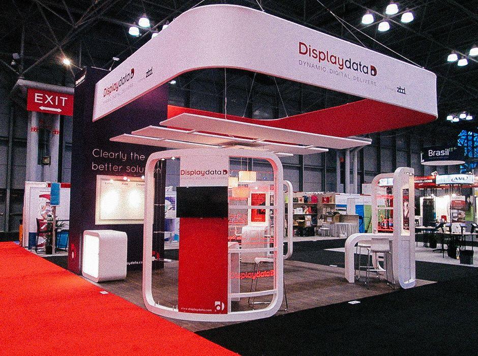 Exhibition Stands In Orlando : Display for displaydata by nimlok orlando