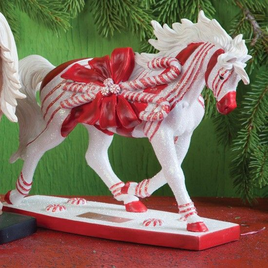 Candy Cane Lane Decorations Candy Cane Lane Horse Of A Different Color  Candy Canes