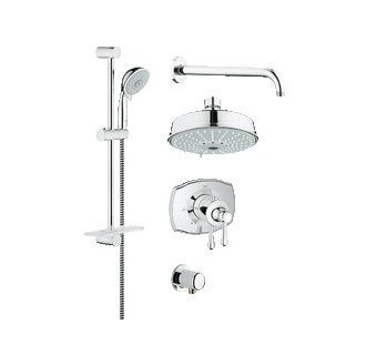 Grohe 35 054 Shower Systems Shower Heads Shower Arm