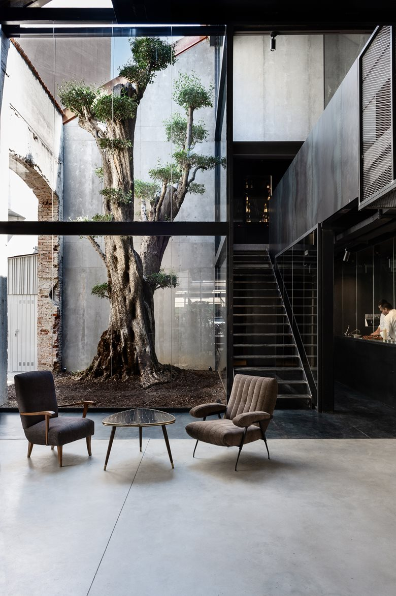 View full picture gallery of Moebius Concept Restaurant ...