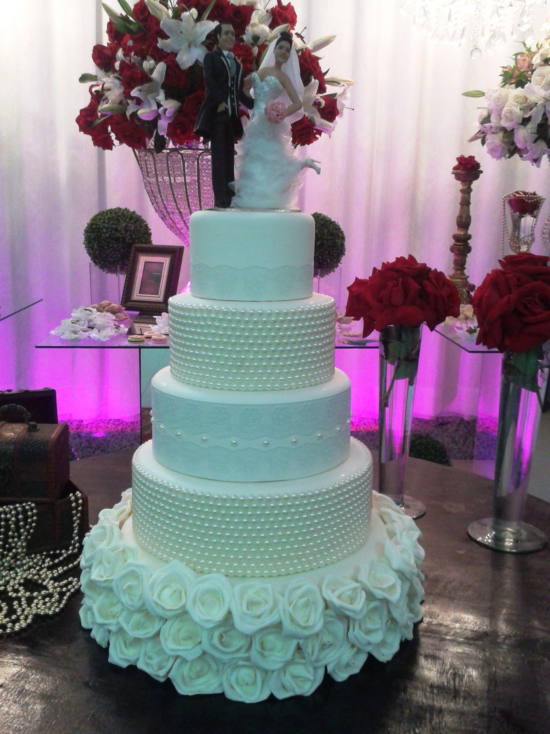 bolos de casamento tatiana - Pesquisa Google