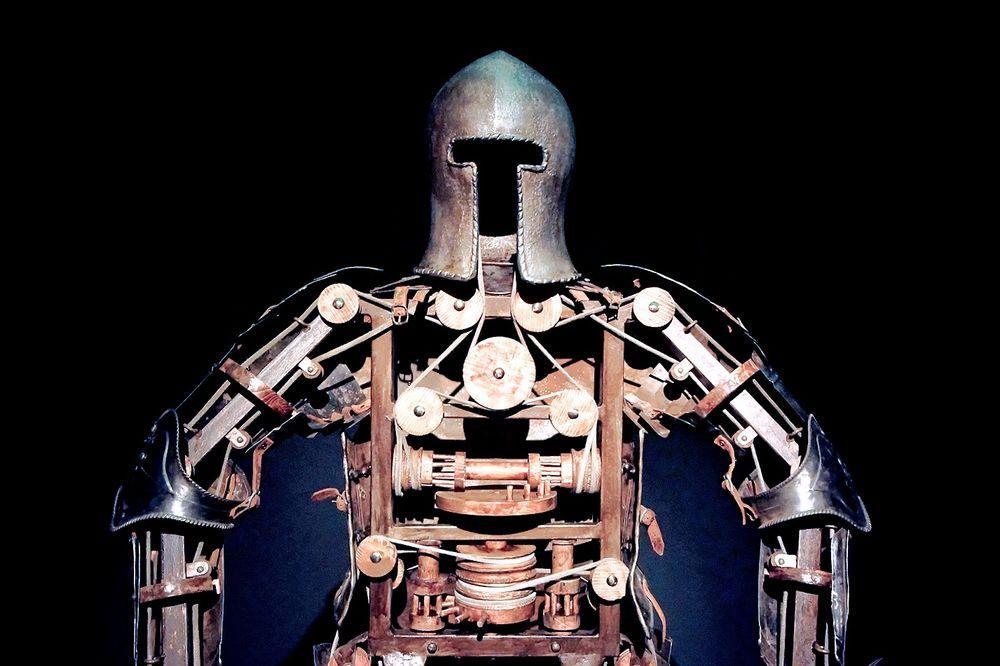 Boevye Roboty Da Vinchi I Vsadnik Bez Golovy Obnovlyon V 2021 G Vsadniki Roboty Dao