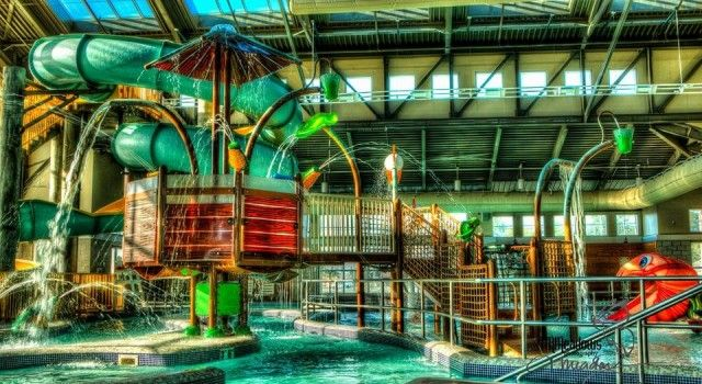 Most People Don T Know That Mississippi S Kroc Center Has An Indoor Water Park Indoor Waterpark Water Parks In Mississippi Water Park