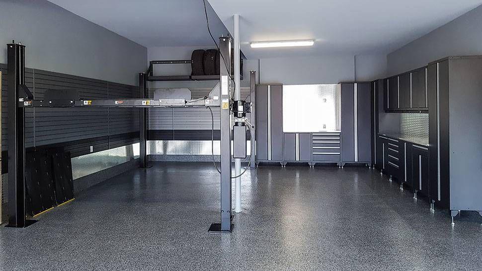 Garage Makeover Ideas Garage Living In 2020 Garage Makeover