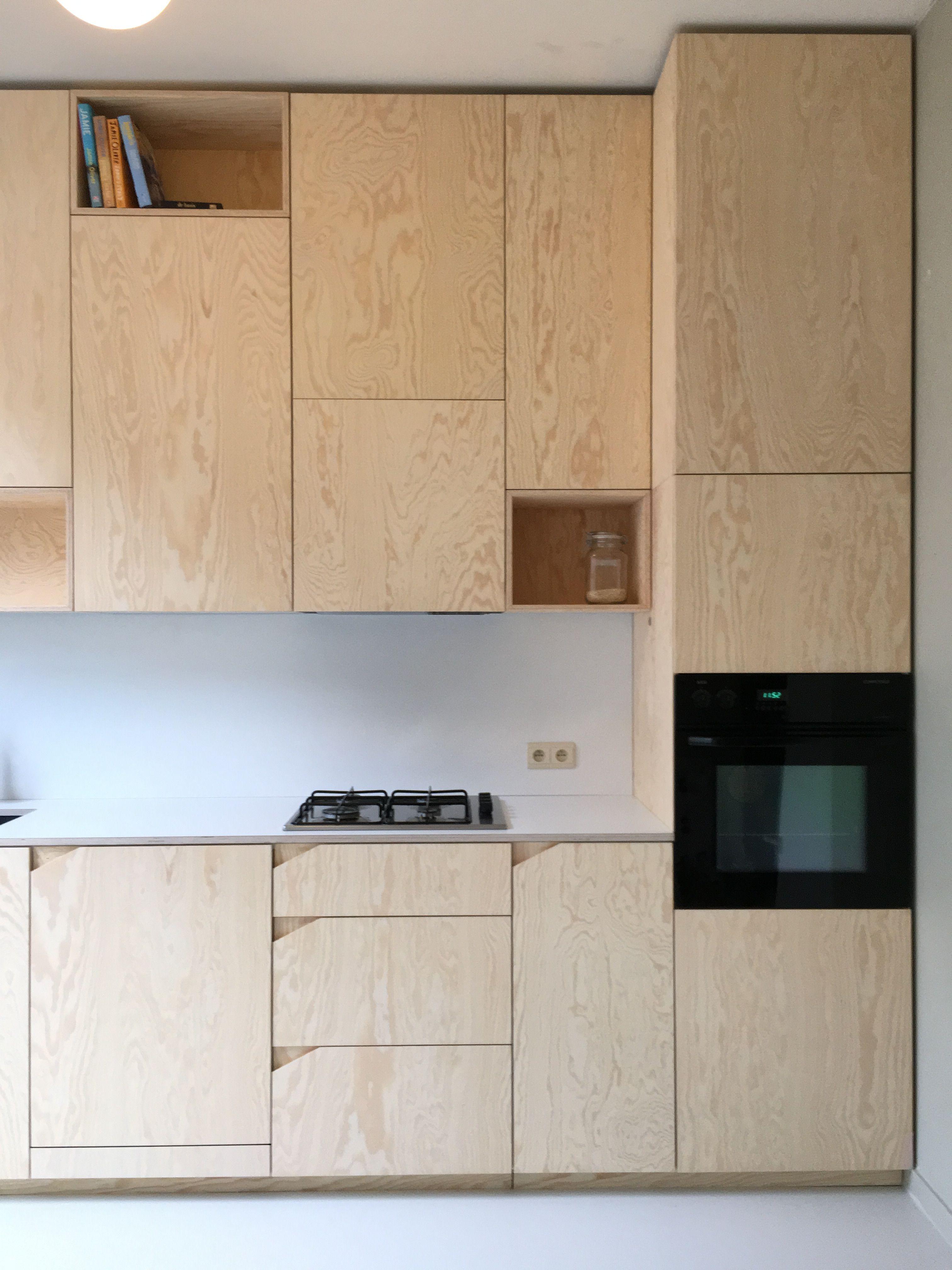 Voorkeur Afbeeldingsresultaat voor keuken multiplex   Keuken in 2019 DO24