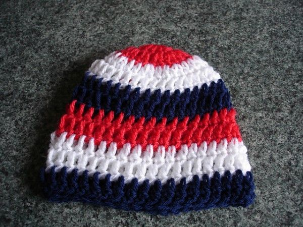 10 Favorite Red White And Blue Crochet Patterns Crochet Hats
