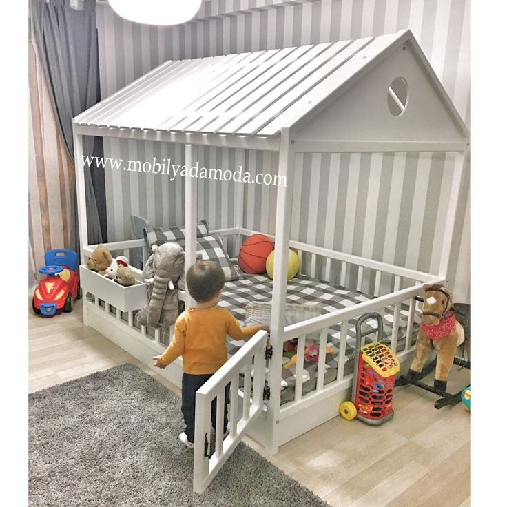 Babybetten | Babybetten | Babyzimmer | Kinderzimmer | Montessor ... #toddlers