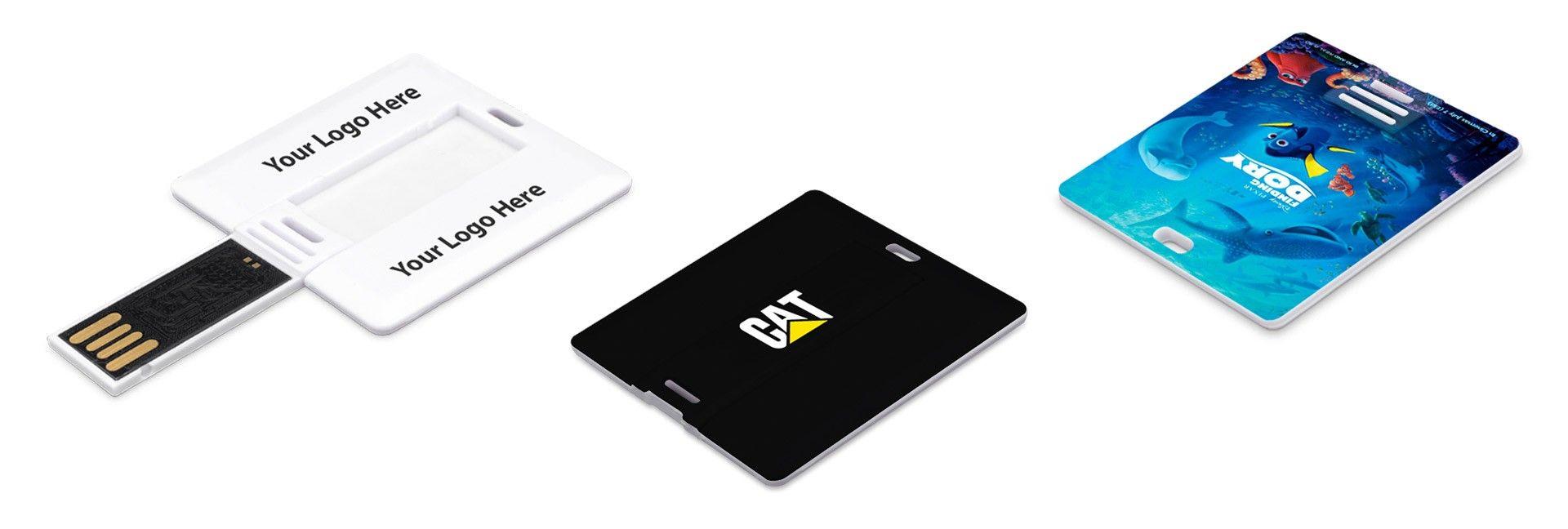 Square Card Usb Flash Drive Square Card Usb Flash Drive Custom Flash Drives