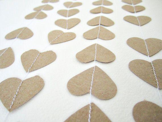 heart garland.