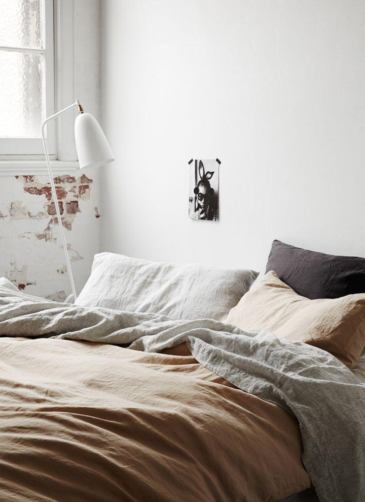 Tapete im Schlafzimmer ❤  / Schlafzimmer Ideen Pinterest