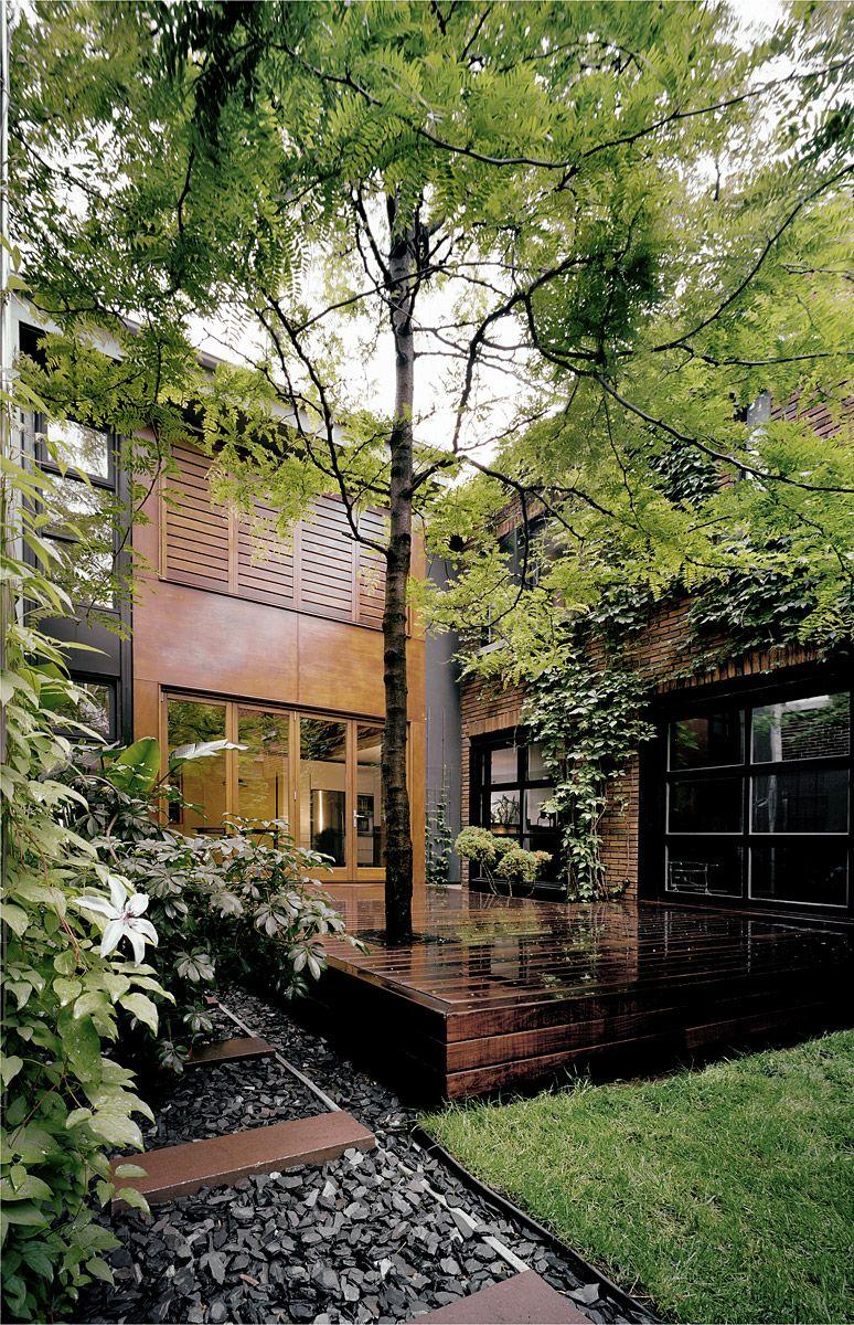 Natalie dionne architecte maison en u montréal