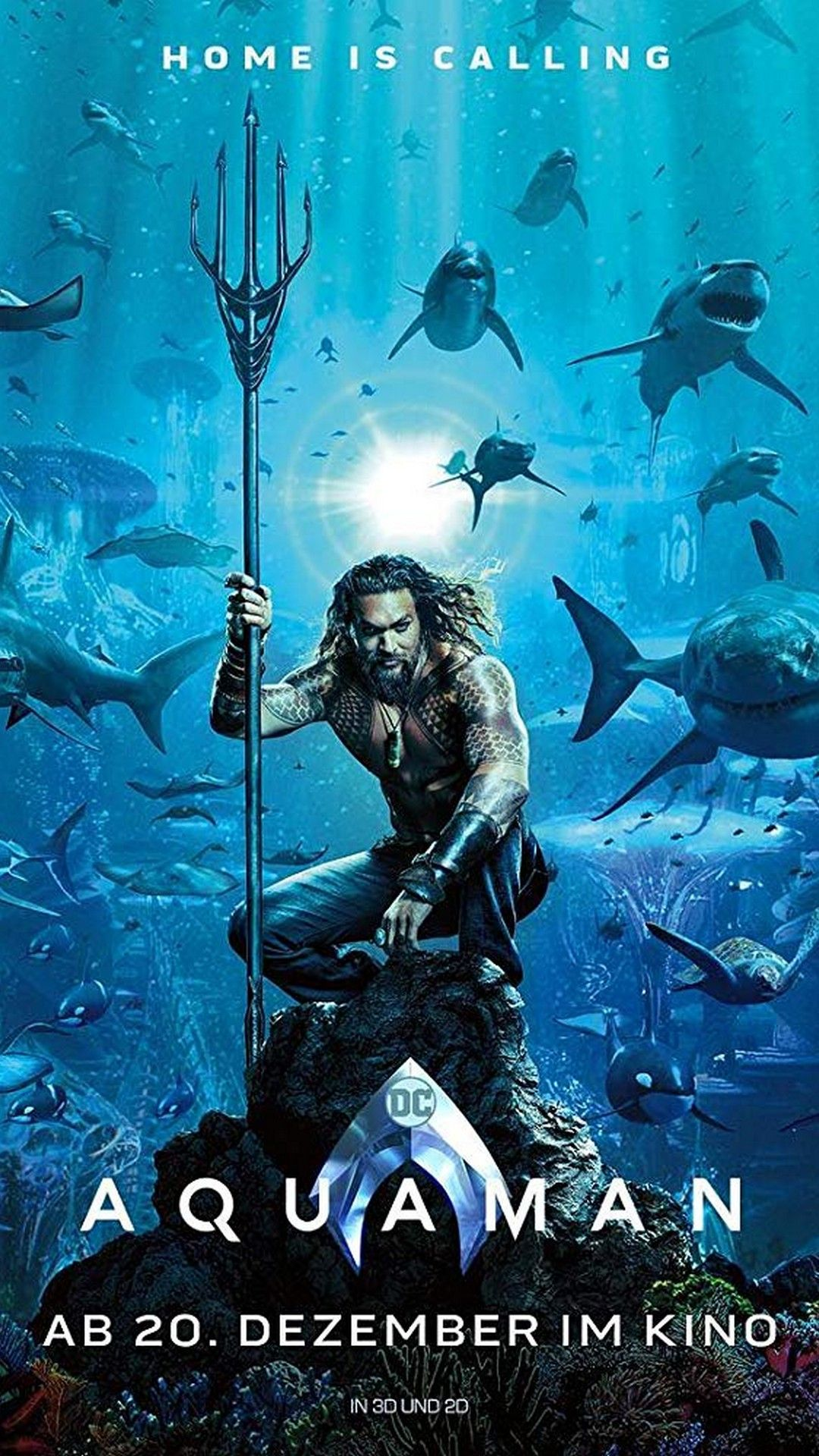 Aquaman Iphone Wallpapers With Image Resolution 1080x1920 Pixel You
