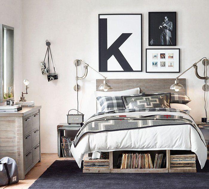 18 Brilliant Teenage Boys Room Designs Defined by Authenticity - Decoracion De Recamaras Para Jovenes Hombres
