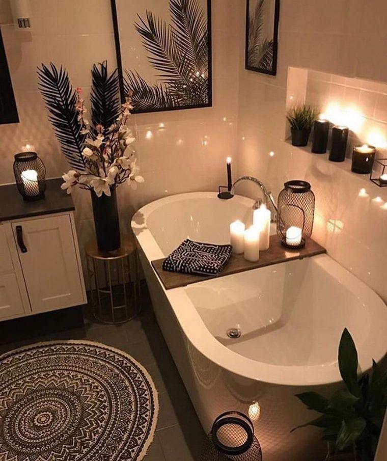 Photo of 35 die saubere Anordnung des kleinen Bades ist ein sauberer Eindruck 18 – Harii