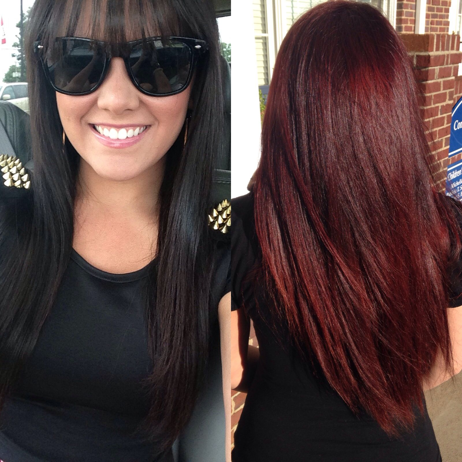 From box black to a BEAUTIFUL red!