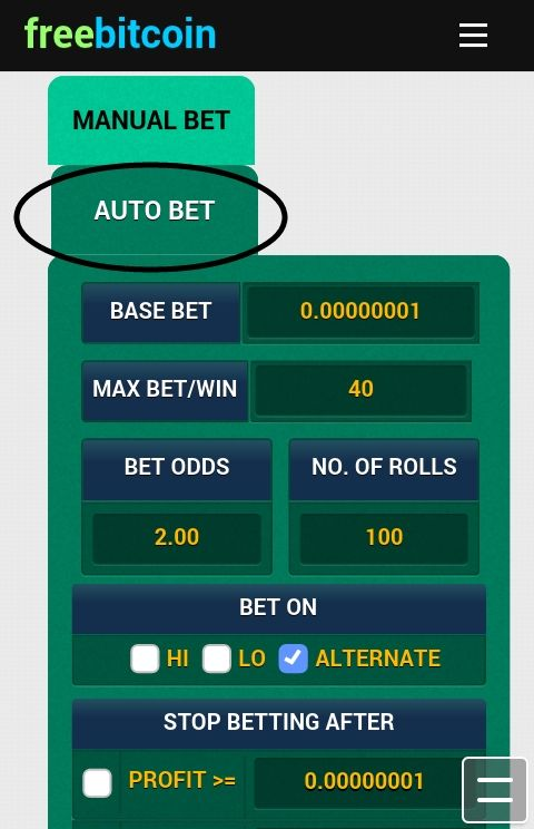 Freebitco.in Multiply Tricks To Get Over 3000bit/hr Freebitco.in is ...