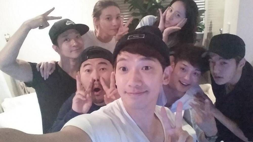 'My Lovely Girl' cast spotted watching the premiere of ...
