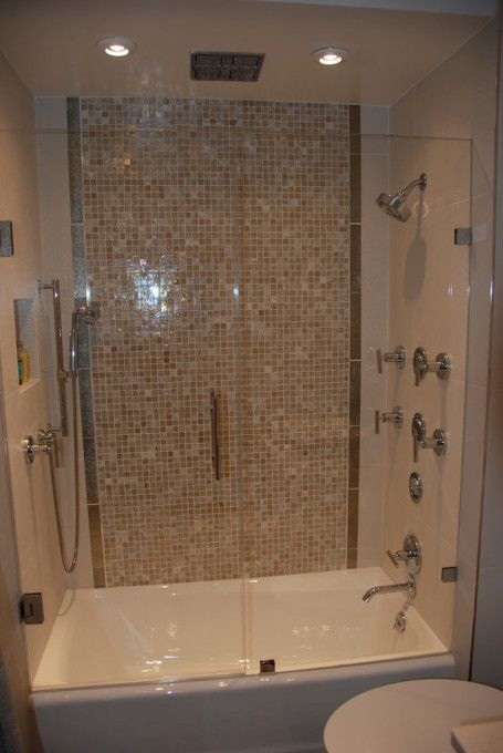 Bethesda Townhouse Bathroom Remodel Home Ideas Pinterest - Townhouse bathroom remodel