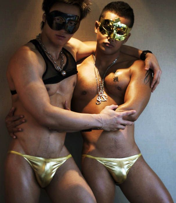 Solo asian gay