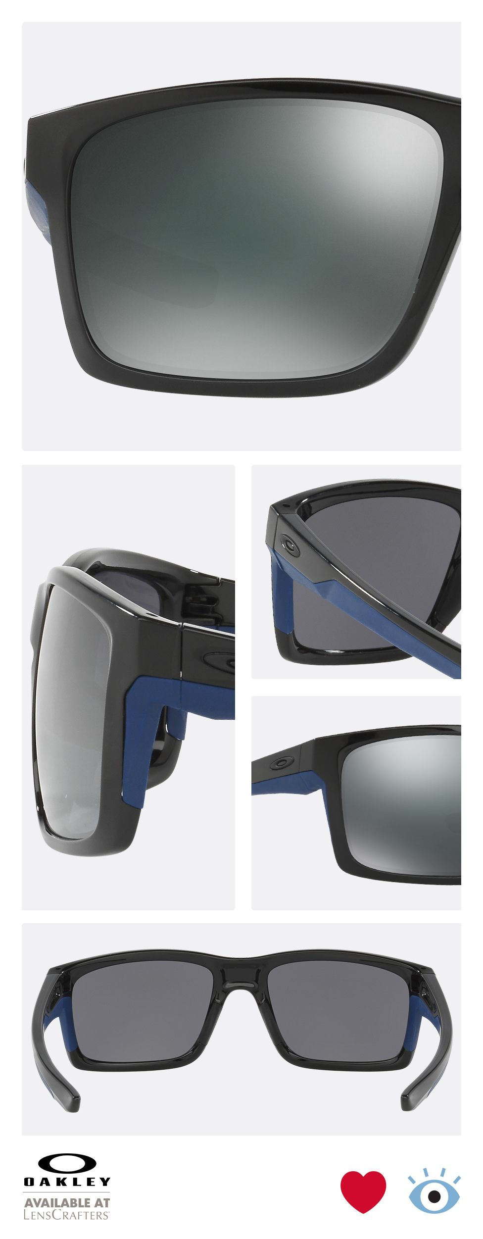3d06ae81b61 These Oakley Mainlink sunglasses