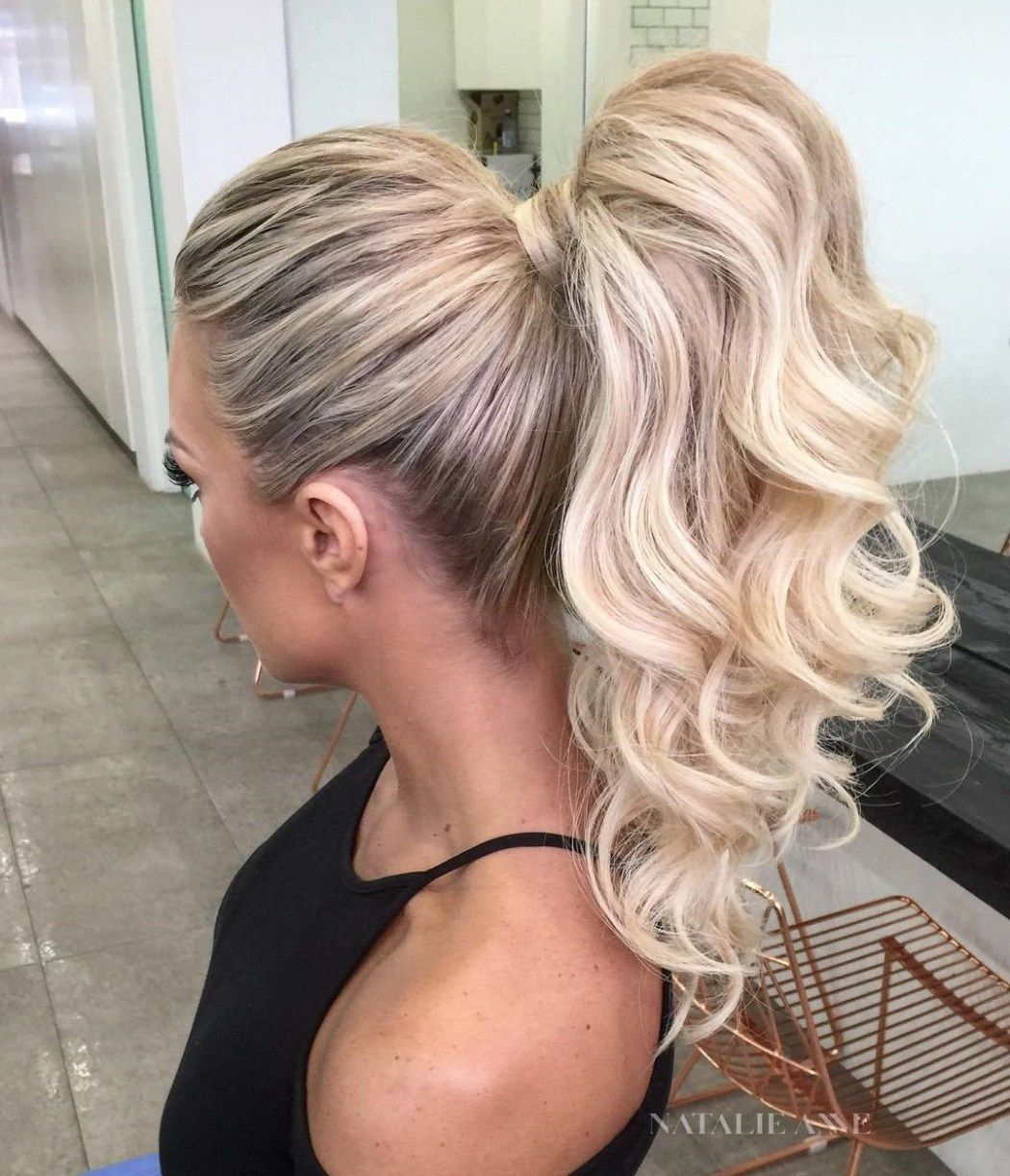 the 20 most alluring ponytail hairstyles | pony tails in
