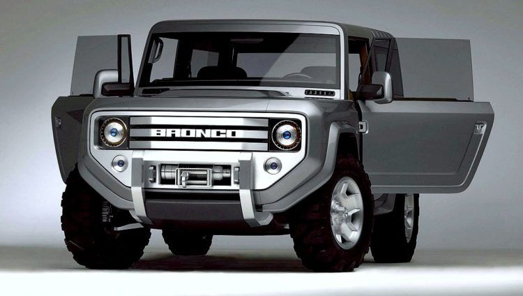 2017 Ford Bronco Price Engine Specs Release Date Ford Bronco