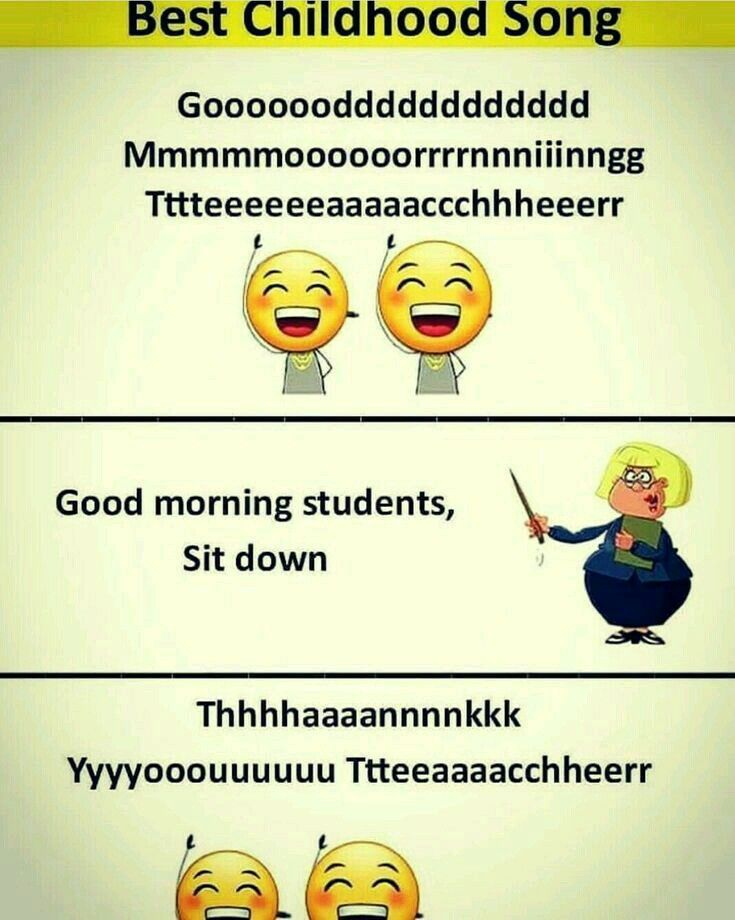 My Classs Everytime When Teacher Entered Class In 2020 Funny School Jokes Fun Quotes Funny School Quotes Funny