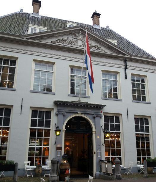 West Indisch Huis Anne Frank Huis Paleizen Nederzetting