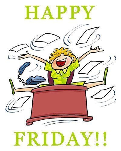 Happy Friday Funny Cartoon Images : happy, friday, funny, cartoon, images, Friday, Ramblings, Quotes,, Morning, Happy