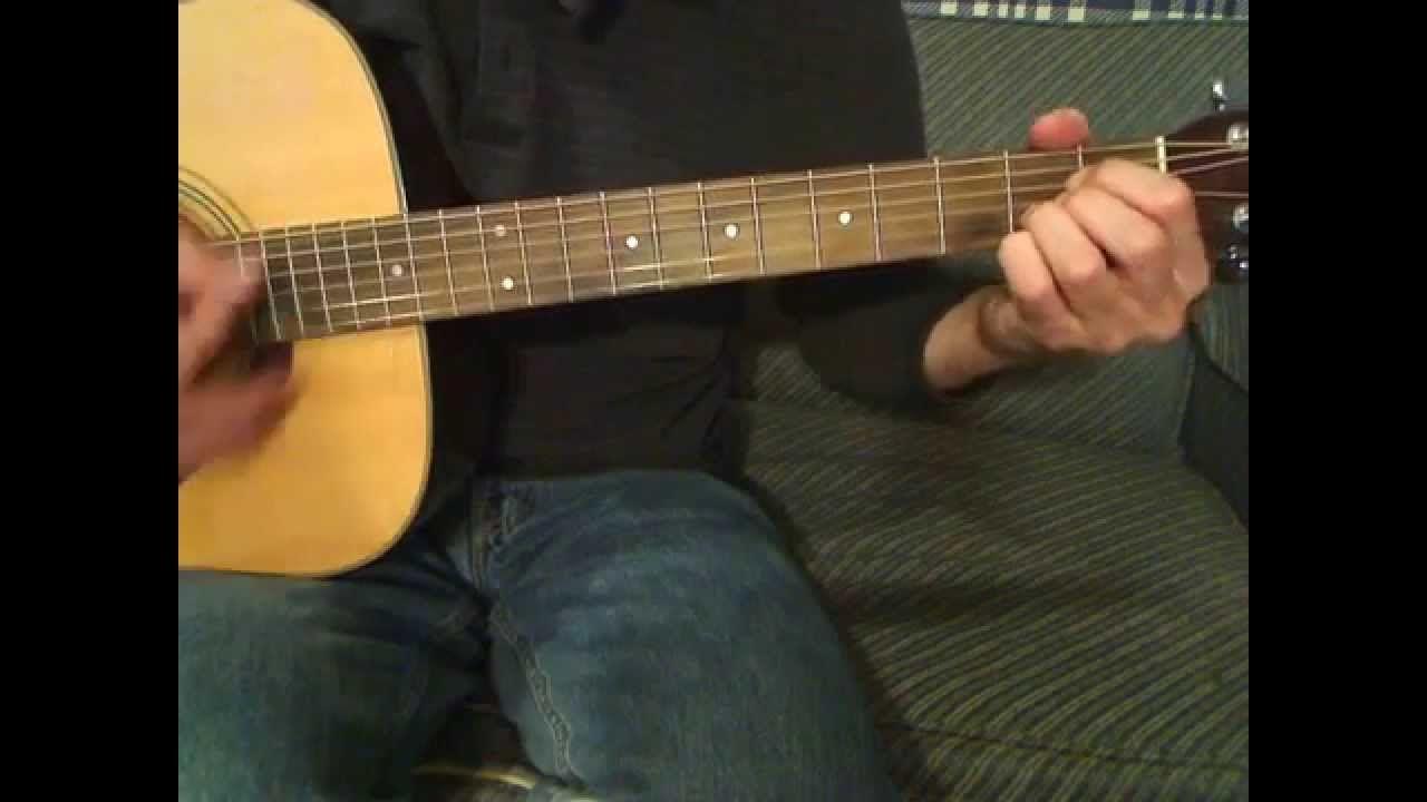 The Cranberries Linger Acoustic Guitar Lesson Guitar