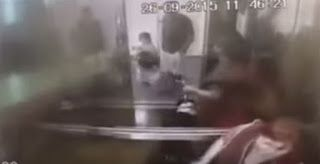"""""""O GRITO DO BICHO"""": Médico agride cão e empregada dentro de elevador -..."""