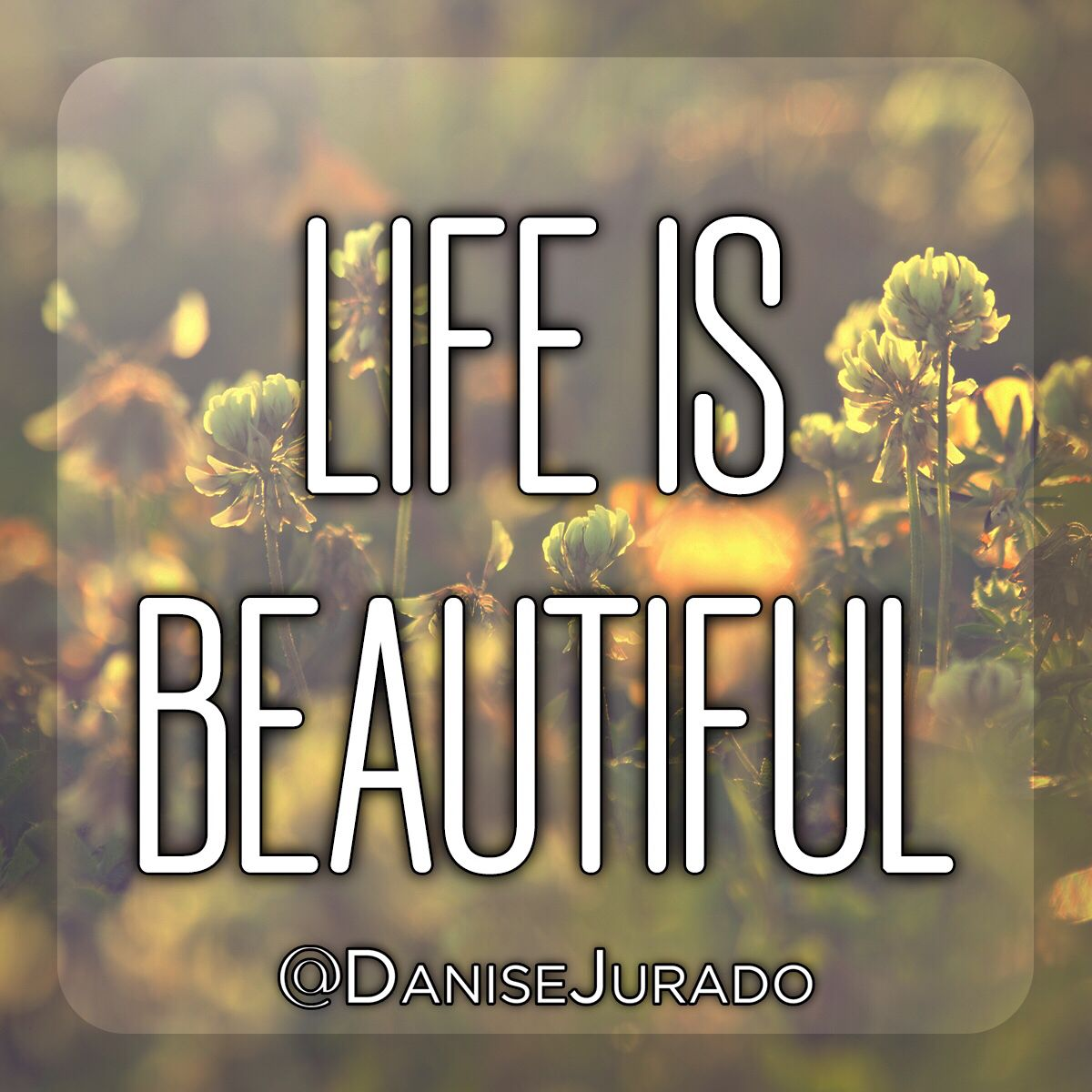 Life Is A Beautiful Gift From God Enjoy Life Quotes Cheerleaders