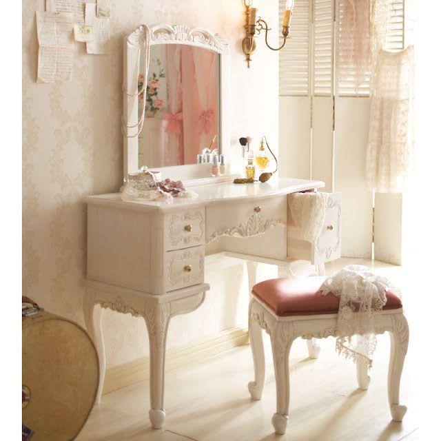 Victorian Dressing Table Interior Inspiration Dormitorios Dormitorios Recamaras Interiores