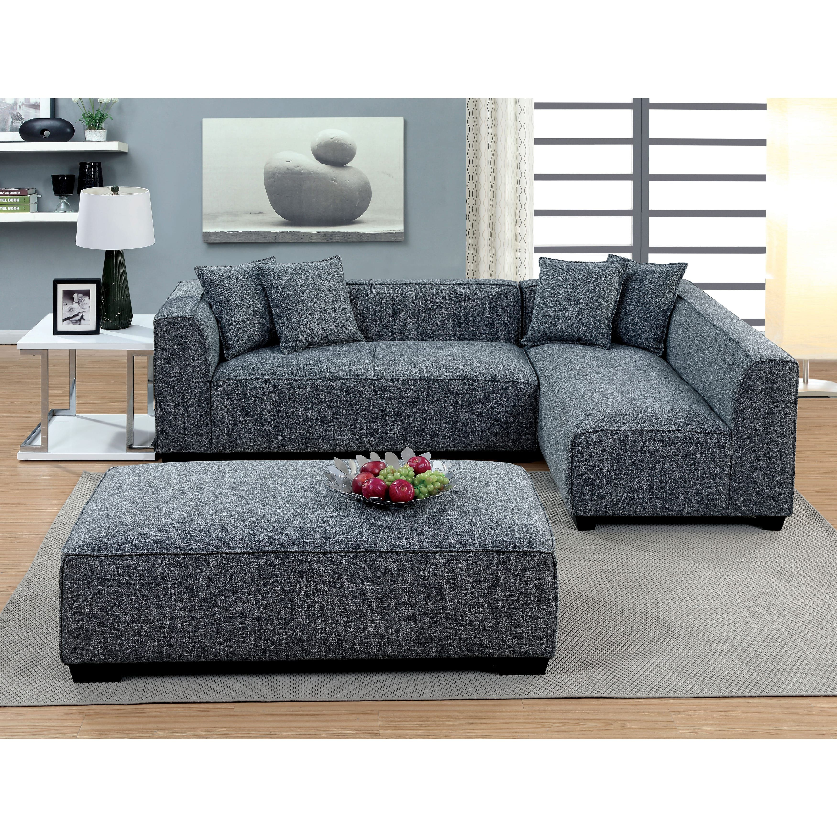 Overstock Com Online Shopping Bedding Furniture Electronics Jewelry Clothing More Contemporary Sectional Sofa Fabric Sectional Sofas Sectional Sofa