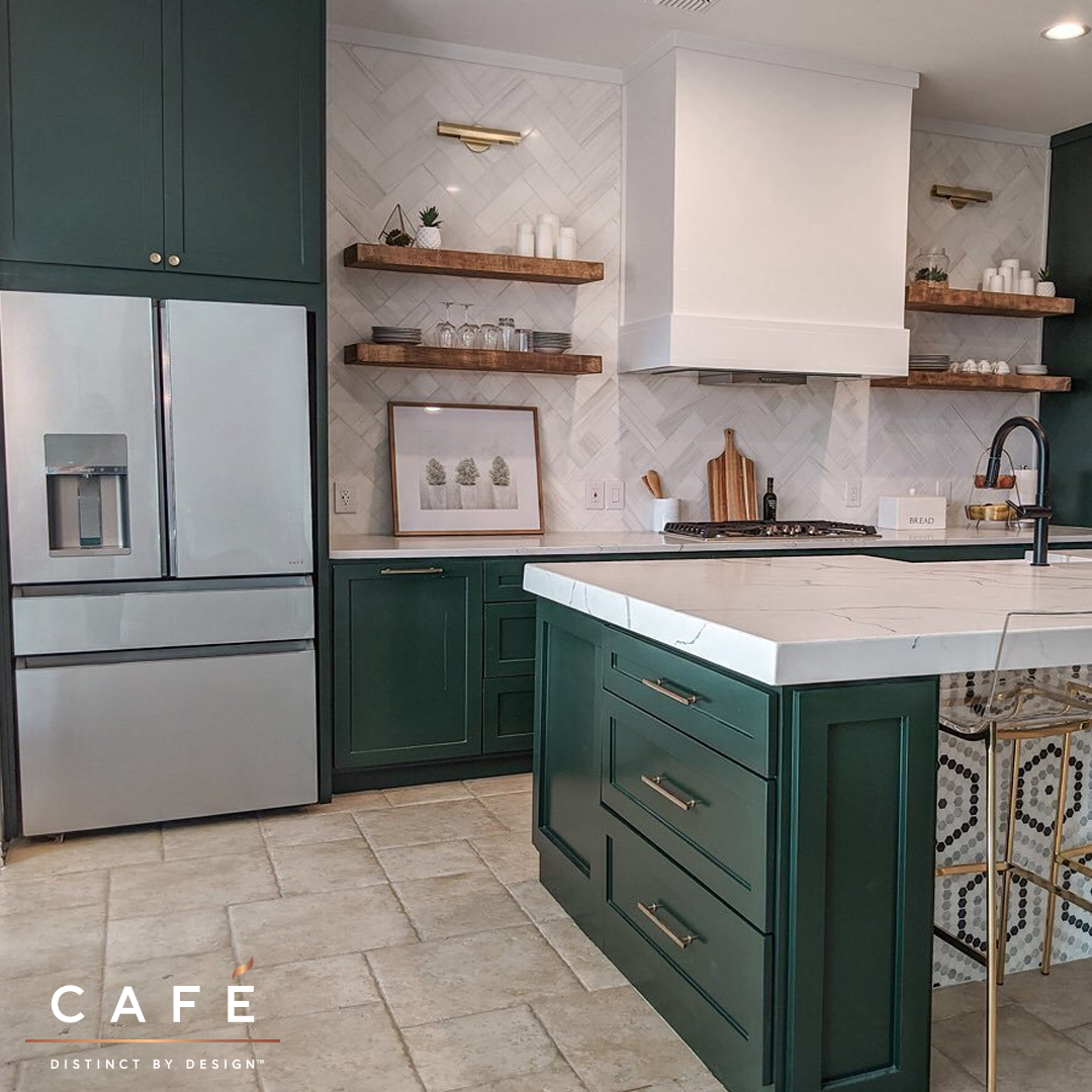 When Designing A Kitchen It S Important To Think About Storage And Organization As Well As Aesthetics Hina Fro In 2020 Storage And Organization Kitchen Storage Guide #refrigerator #in #living #room