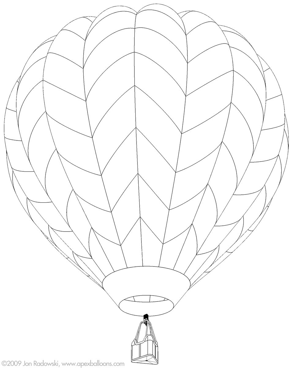 technical drawings envelope gore pattern blanks etc find this pin and more on hot air balloons