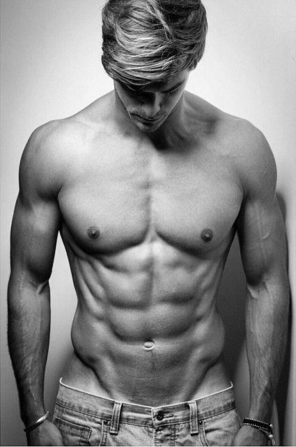 black body builder hot solo