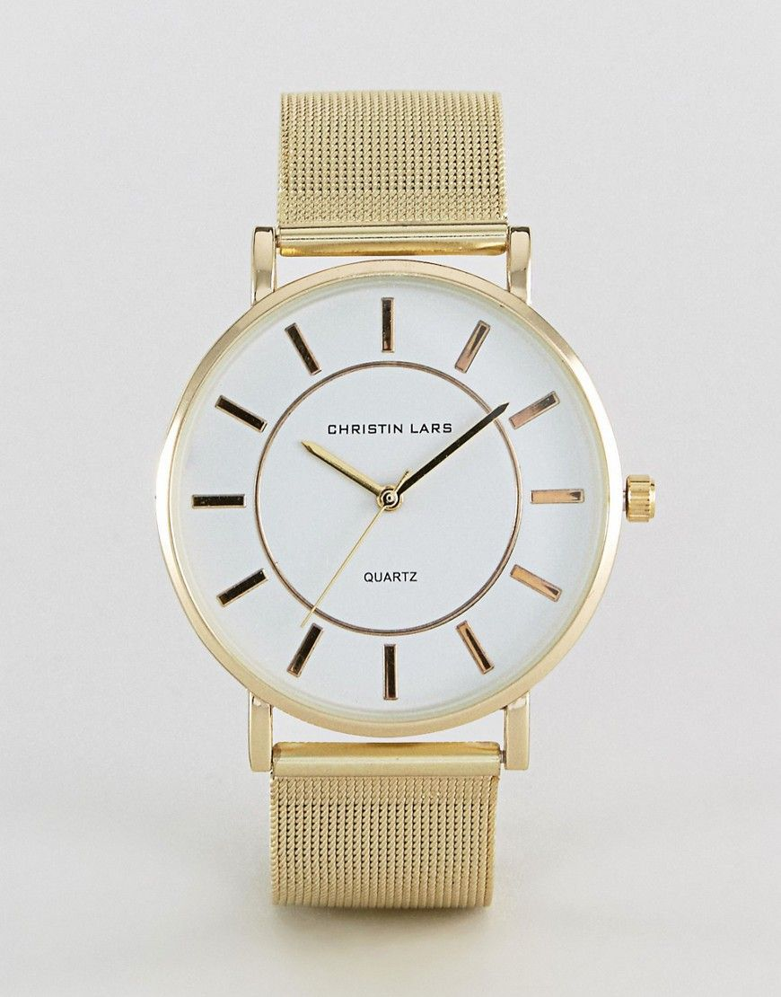 b30813b60bab Get this Christin Lars s watch now! Click for more details. Worldwide  shipping. Christin