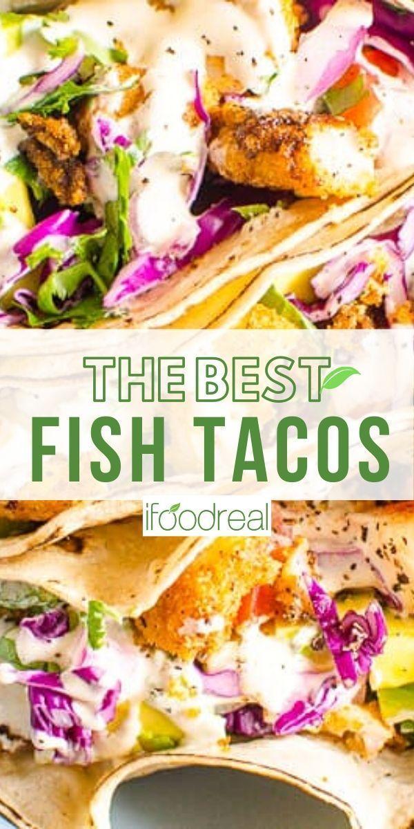 Photo of Fish Tacos Recipe