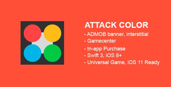 Attack Color