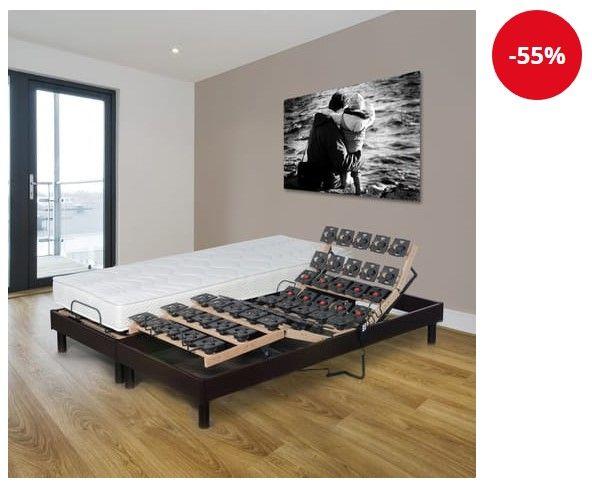 Lit Relaxation électrique Tpr Dorsoflex Prestige Collection