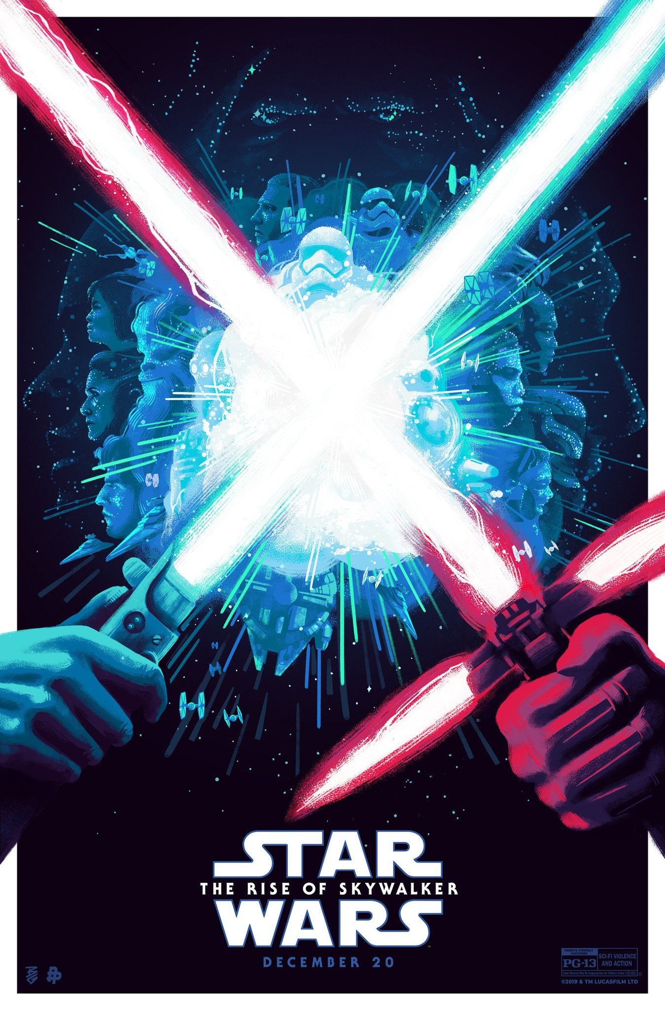 Star Wars 8 Streaming Vf Gratuit : streaming, gratuit, Wardah, Faisal, Watch,, Poster