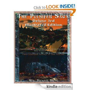 The Pulsifer Saga: Deluxe 3rd Illustrated Edition by Wm. Michael Mott. $5.28. Author: Wm. Michael Mott. 464 pages. Publisher: Grave Distractions Publications (September 28, 2011)