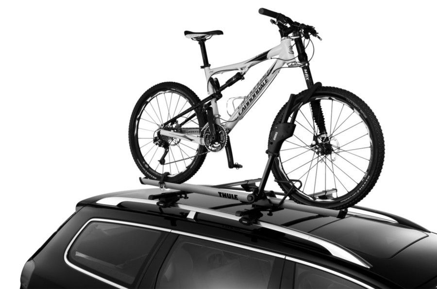 Thule bike roof rack bikeroofrack bikecarrack