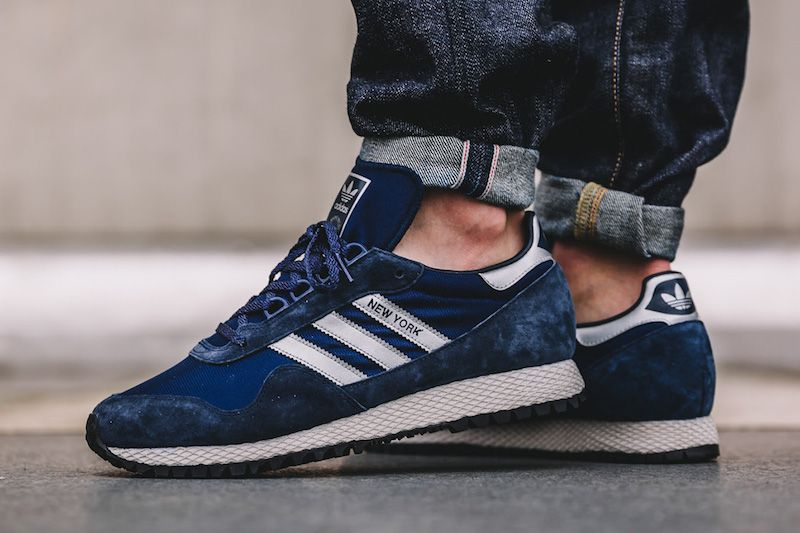 Adidas New York '12 Sneakers for the Urban Commando Urbasm
